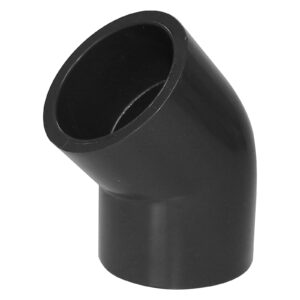 Swimming pool pipe elbow 45
