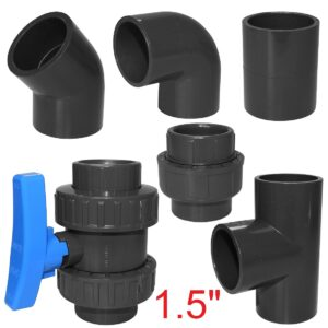 1.5 inch Fittings