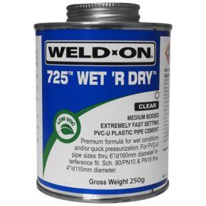 upvc solvent weld