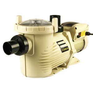 2HP variable speed pool pump