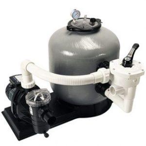 450mm 0.75hp Pool Pump & Filter Combo FSB450-6W