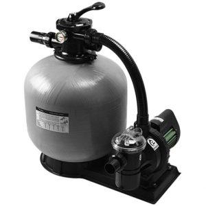 Pump & Sand Filter Combo