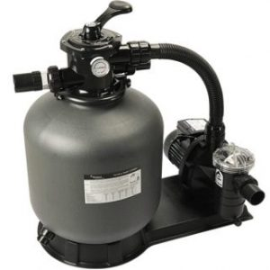 450mm 0.5hp Pool Pump & Filter Combo FSP450-6W