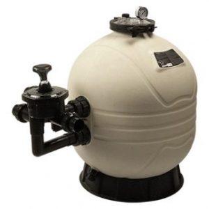 600mm 24 inch Heavy Duty Pool Filter Side Mount MFS24