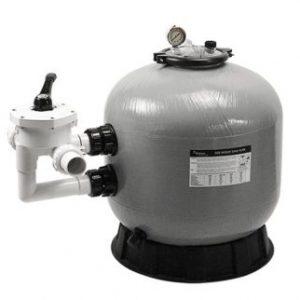 500mm 21 inch Fiberglass Pool Filter Side Mount S500
